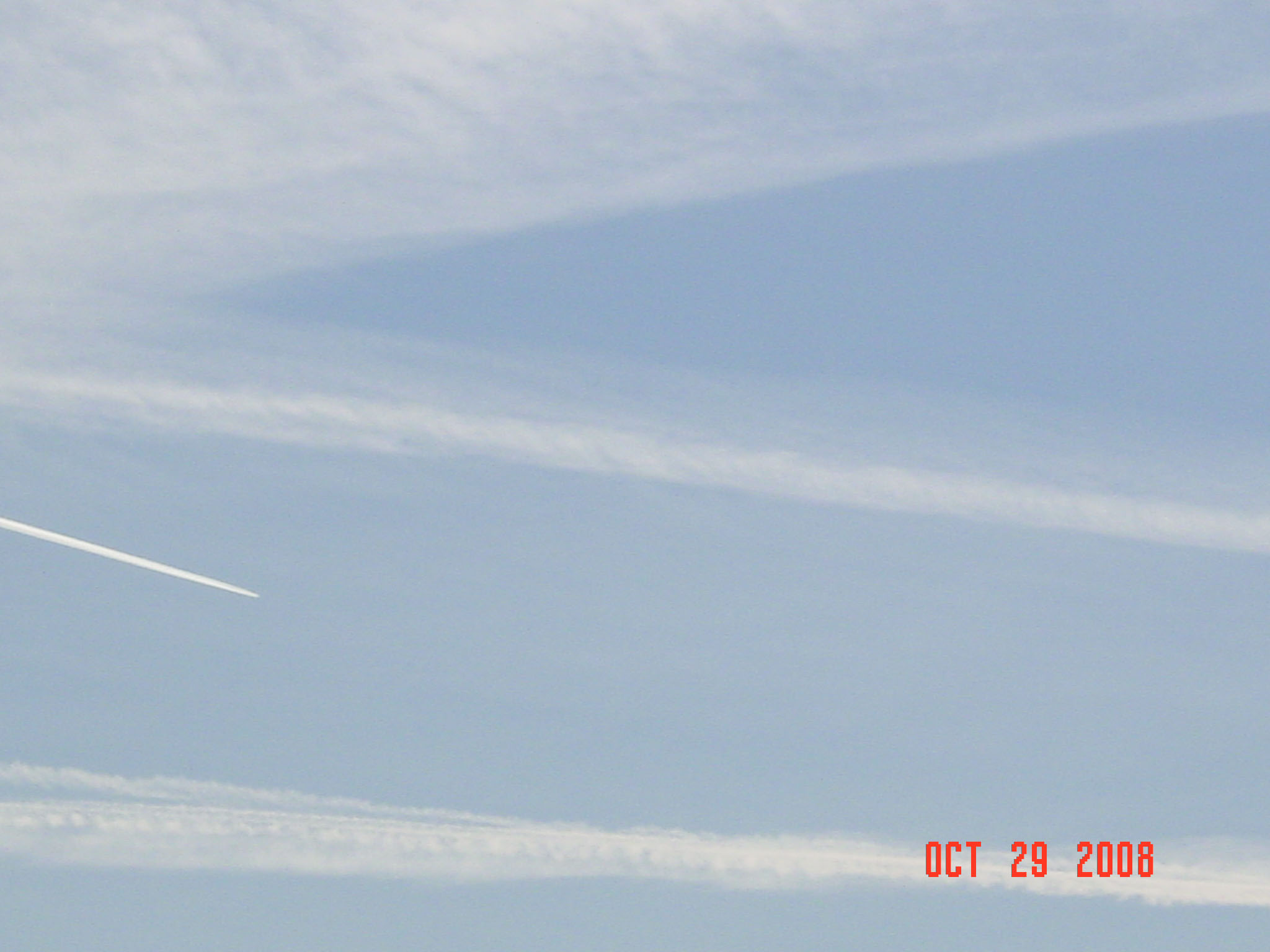Chemtrails Dupage County Illinois